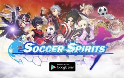 Game Soccer Spirits v1.41.0 HIGHT DAMAGE | GOD MODE | MENU MOD